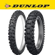 Dunlop Geomax Off-road Front